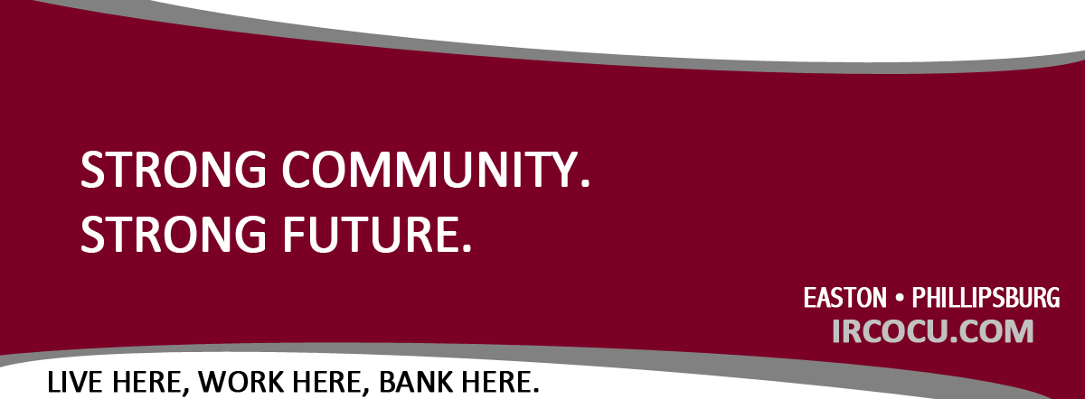 Strong Community. Strong Future. Live here, work here, bank here.